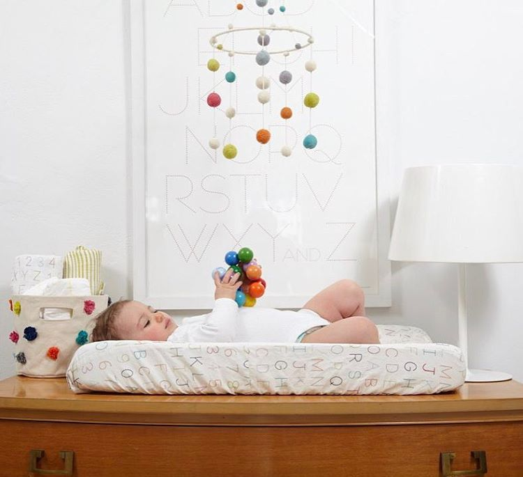 Hanging A Mobile Above The Change Table Is A Great Way To Keep Your Baby  Entertained During Those Challenging Diaper Changes, Or Above A Little  Reading ...