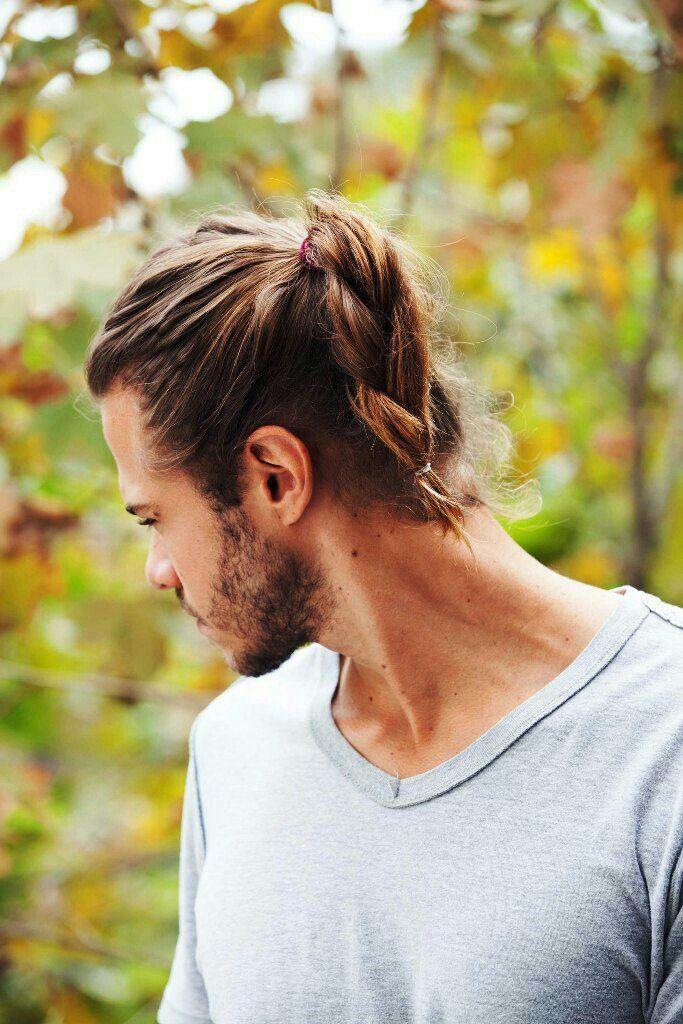 pin von moritz auf hair | lange haare männer