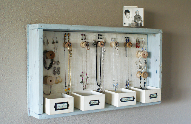 A Time for Everything From wooden trays to hanging jewelry