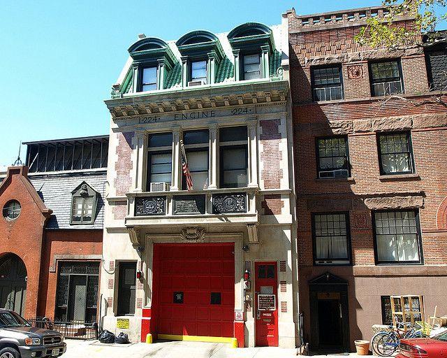 E224 Fdny Firehouse Engine 224 Brooklyn Heights New York City
