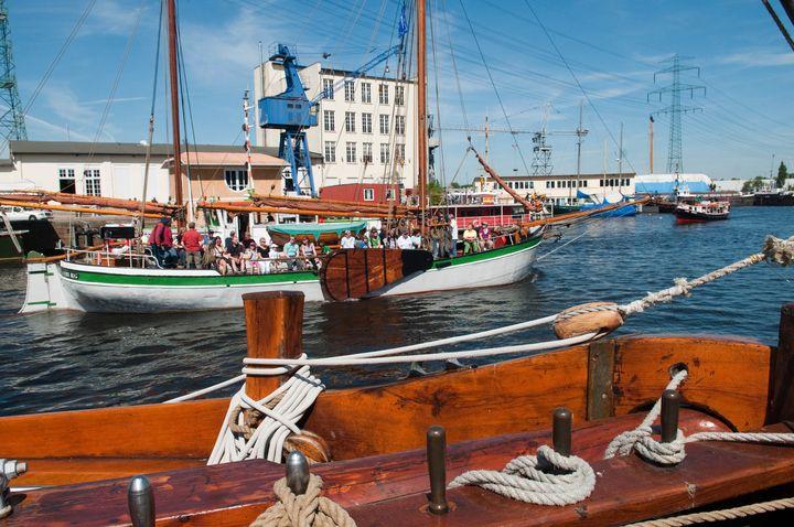 Hamburg/ Harburg Binnenhafen (mit Bildern) Stadt
