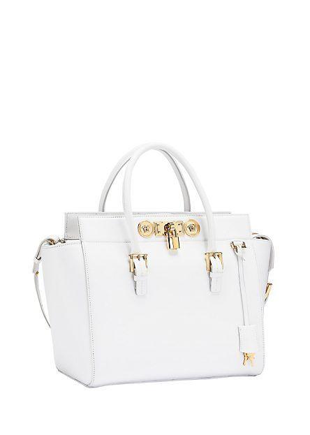 e0c7454ada80 Signature Lock Large Handbag. Signature Lock Large Handbag Versace Bag ...