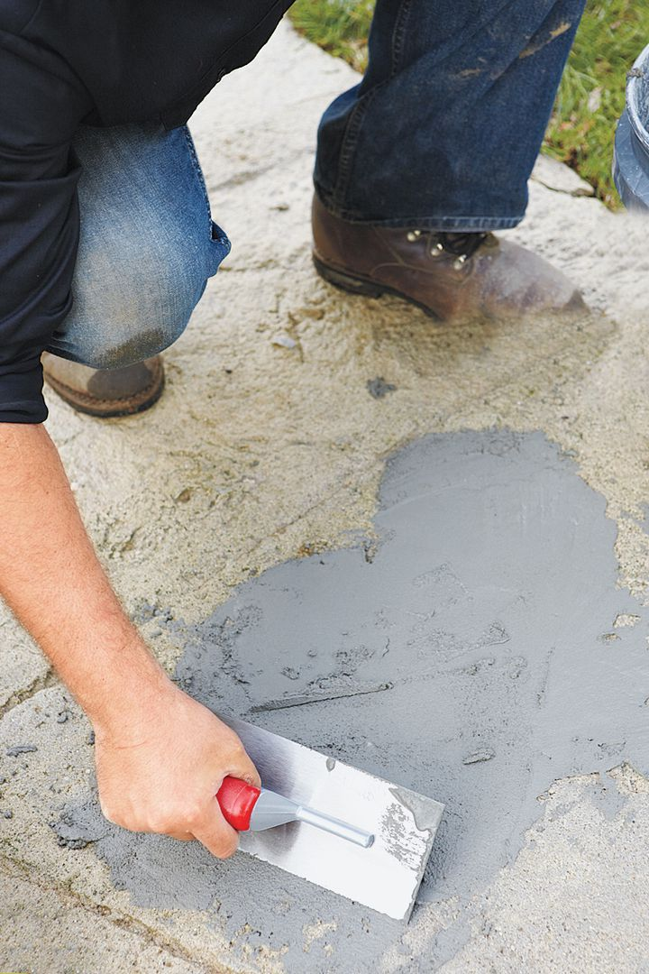 How to resurface worn concrete in 2020 with images
