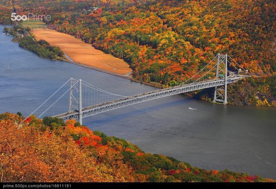 Bear Mountain Bridge - Carlos Albert Reck