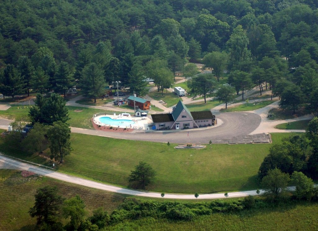 Absolutely Best Place To Camp Ever Hocking Hills Koa Logan Oh Hocking Hills Koa Logan