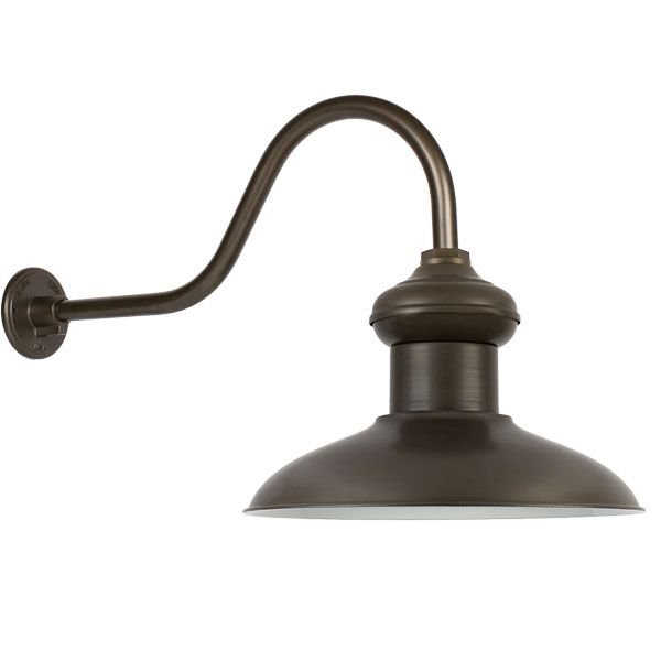 Chestnut gooseneck light outdoor barn light barn light electric chestnut gooseneck light outdoor barn light barn light electric aloadofball Image collections