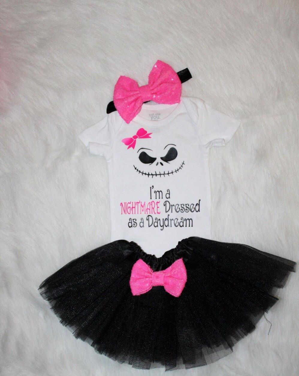 c7dd6e721938 Baby girl Halloween outfit