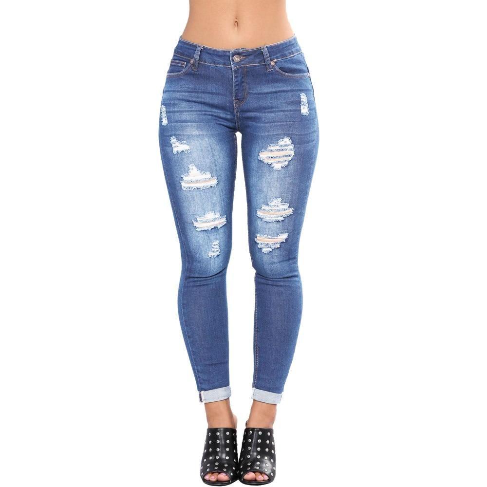Photo of Jeans skinny Streetwear