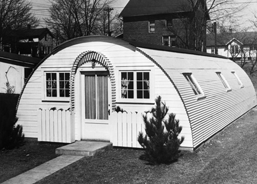United States Navy: Quonset Huts: Quonset Hut | quonset hut ...