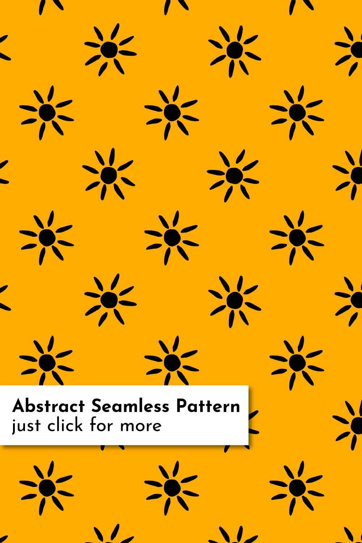Sun Patterns Bundle Yellow Wallpaper Abstract Pattern Doodle Patterns