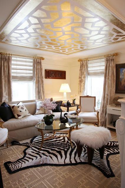Habitually Chic: Kips Bay Decorator Show House- Barbara Ostrom Associates