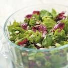 Fancy Green Salad to serve with Lasagne