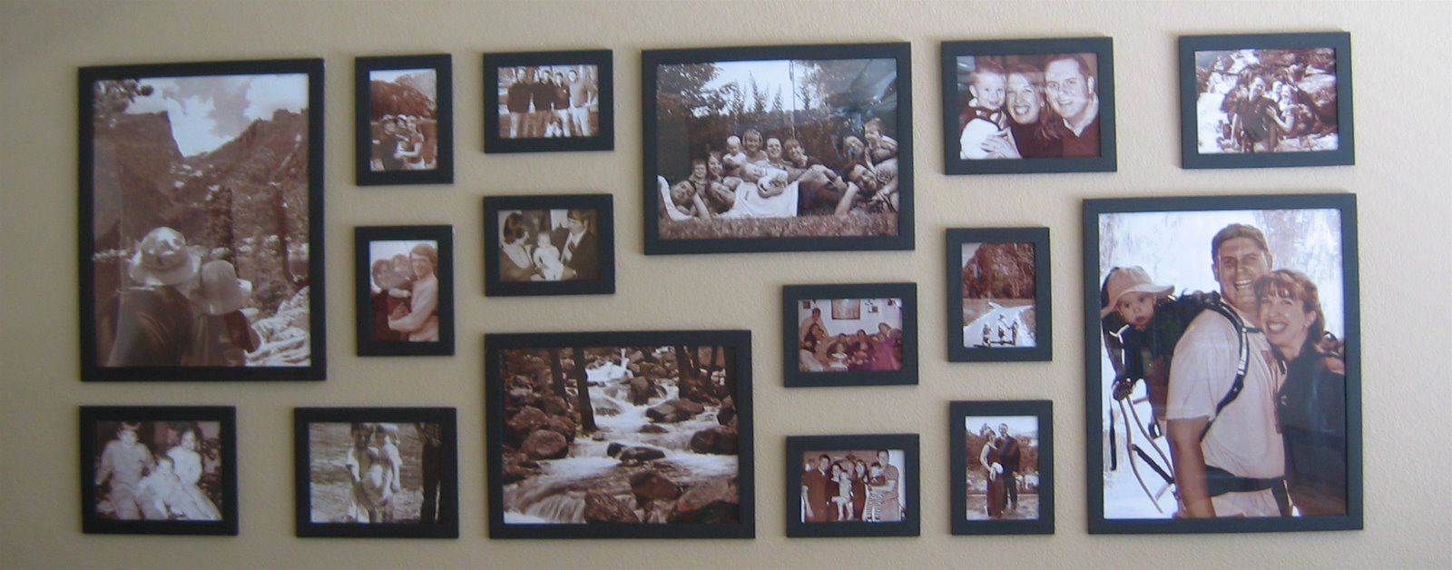 My next project: Canvas Wall. I will use a similar plan as this with ...