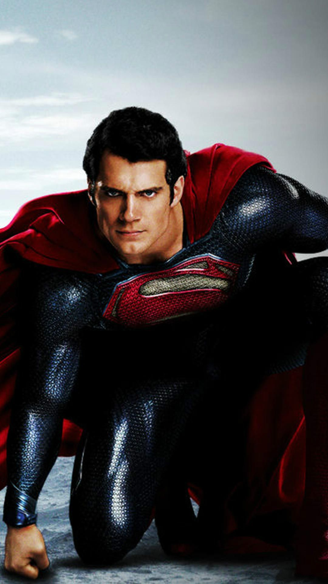 Man Of Steel Superman Henry Cavill iPhone 7 wallpaper