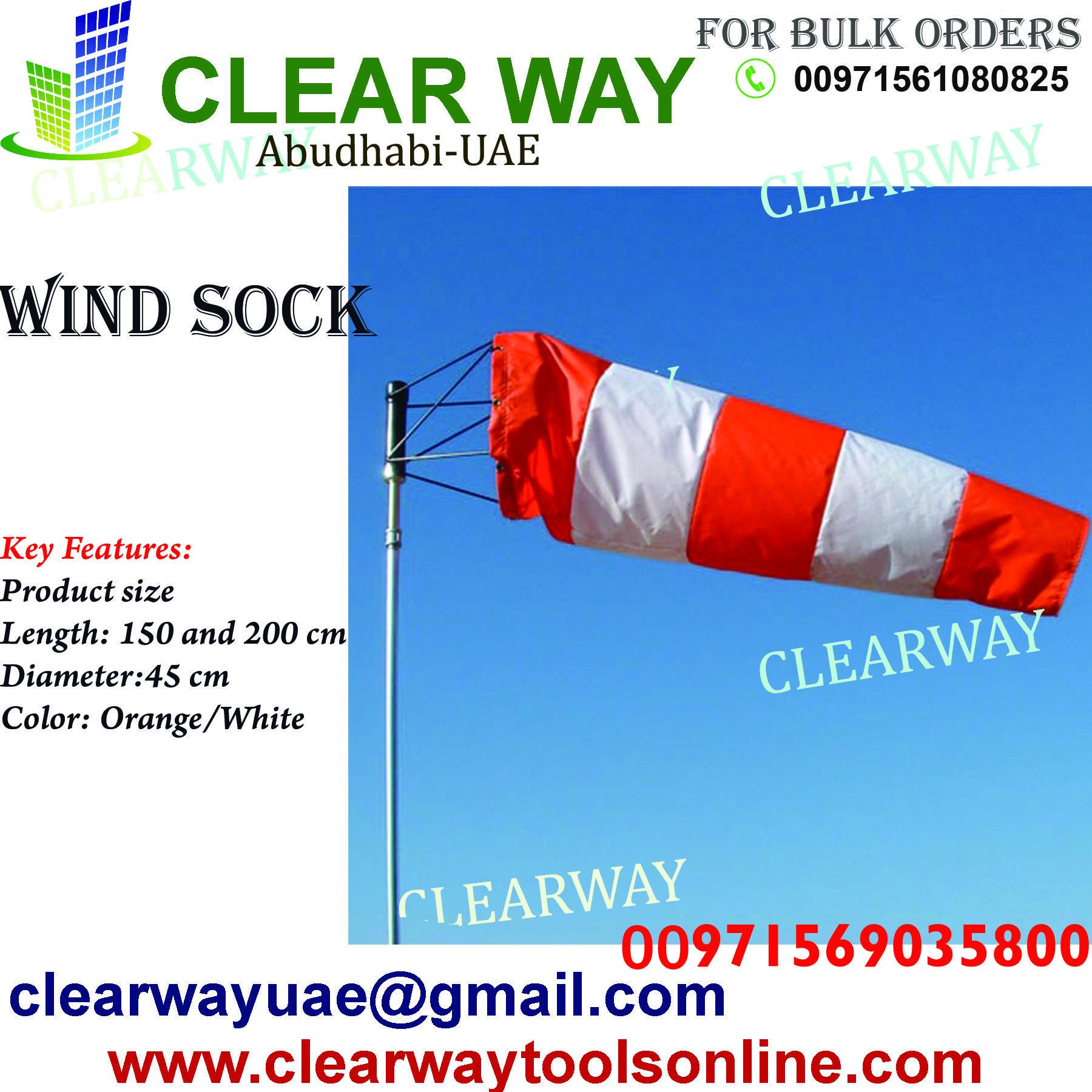 Windsock Dealer In Mussafah Abudhabi Uae In