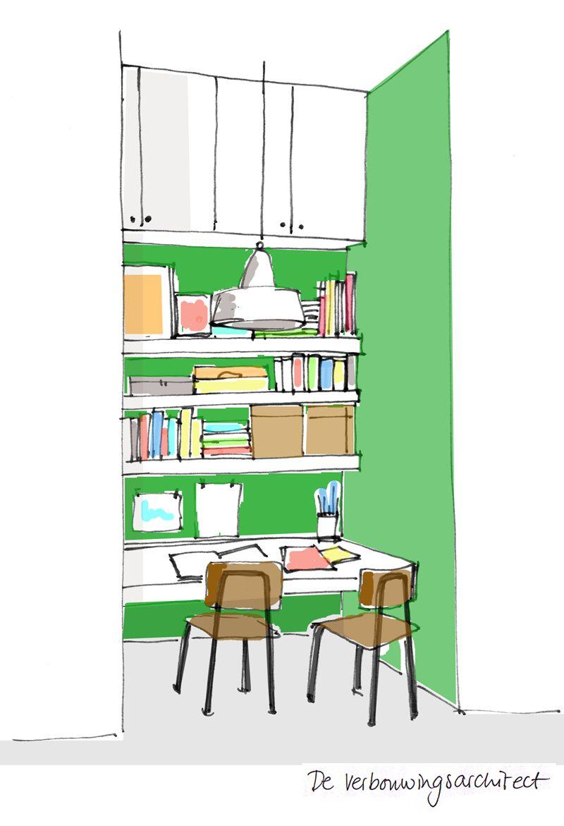 5 tips voor de ideale indeling van een kleine woonkamer | house draw ...