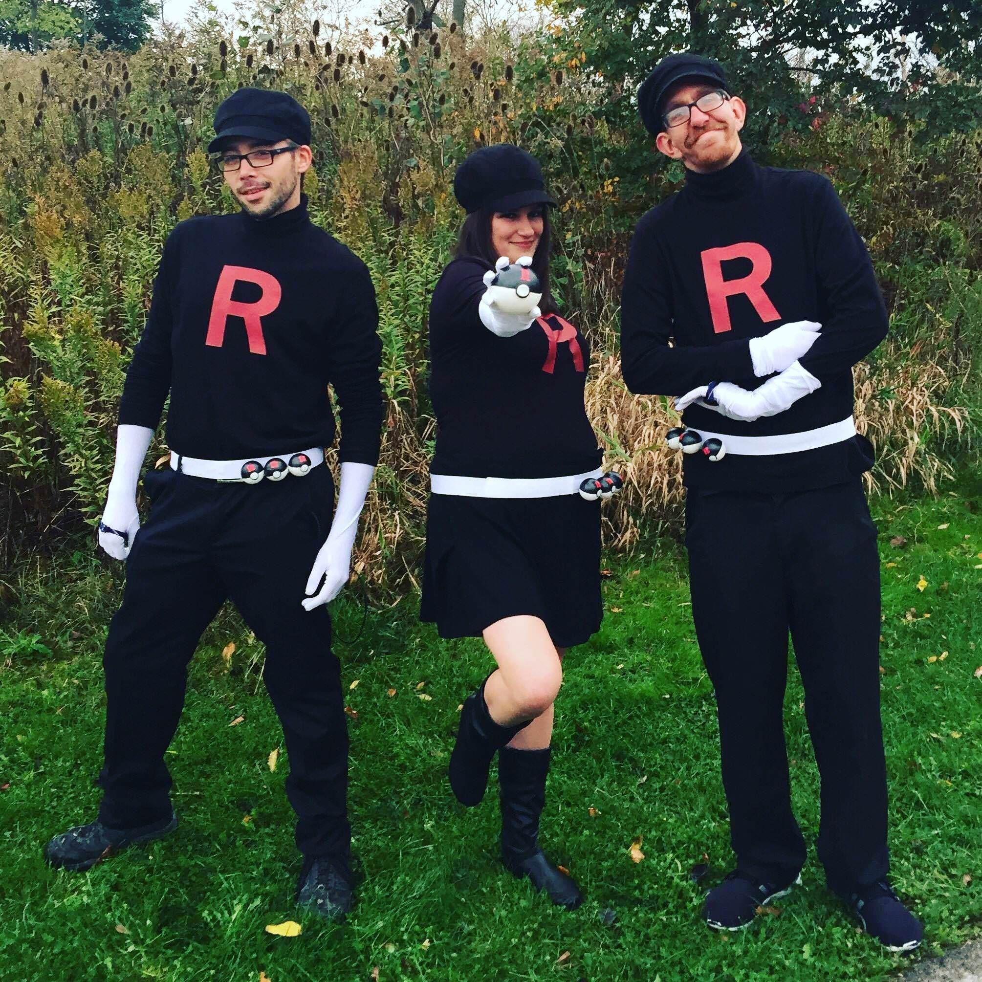 Pin by Phoebe Nguyen on Halloween Team rocket grunt