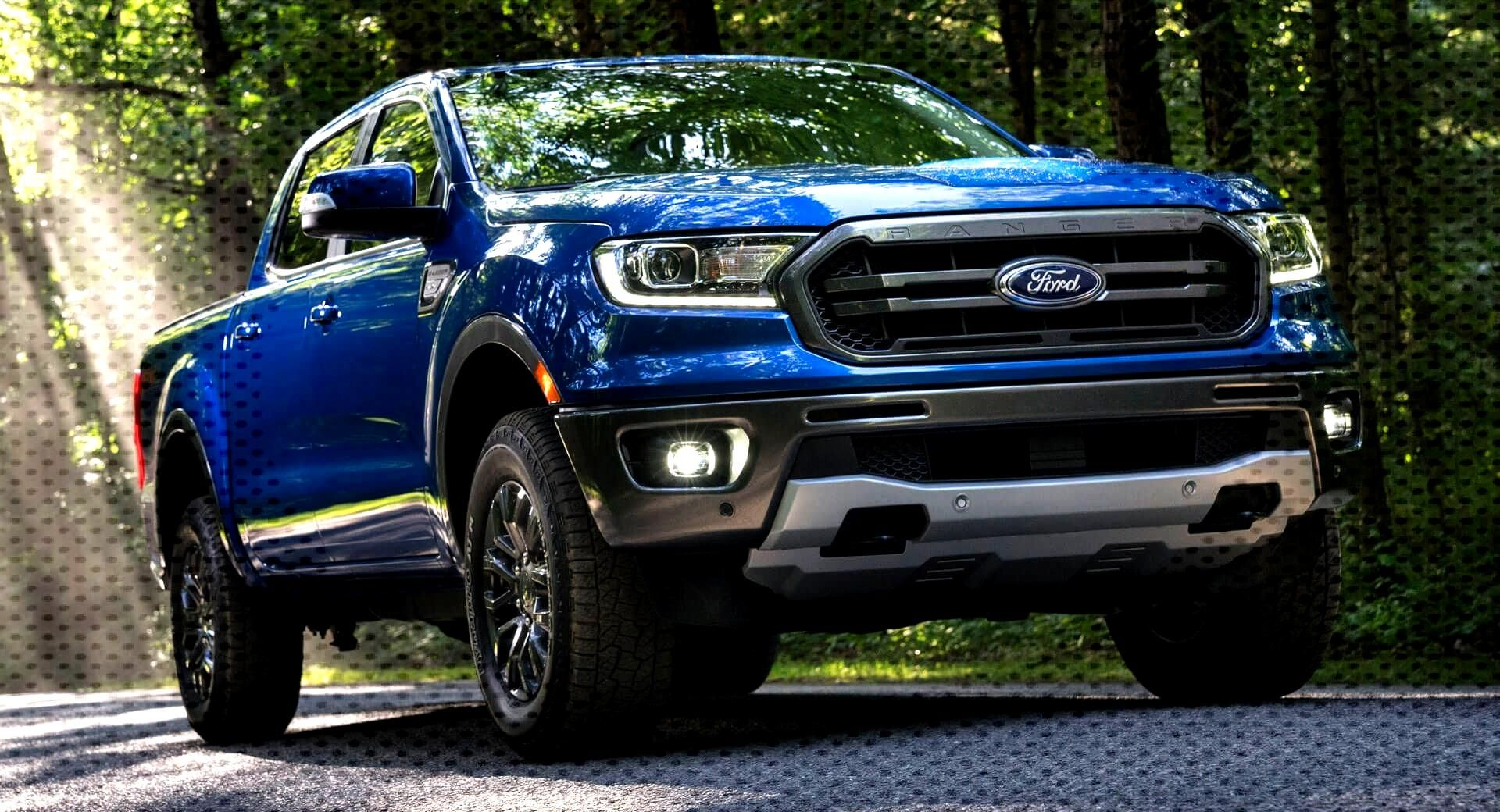 Ford Ranger Gets Its Fifth Recall This Year, This Time For Problematic Taillamps