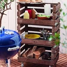 køkken opbevaring til haven