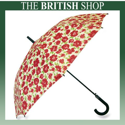 Angesichts der Wettervorhersage für diese Woche kann unser Produkt der Woche nur ein Regenschirm sein - und dieses Modell von Laura Ashley sorgt wenigstens noch für gute Laune! http://www.the-british-shop.de/$WS/the-british-shop/websale7_shop-the-british-shop?shopid=the-british-shop=product_index=95-0009