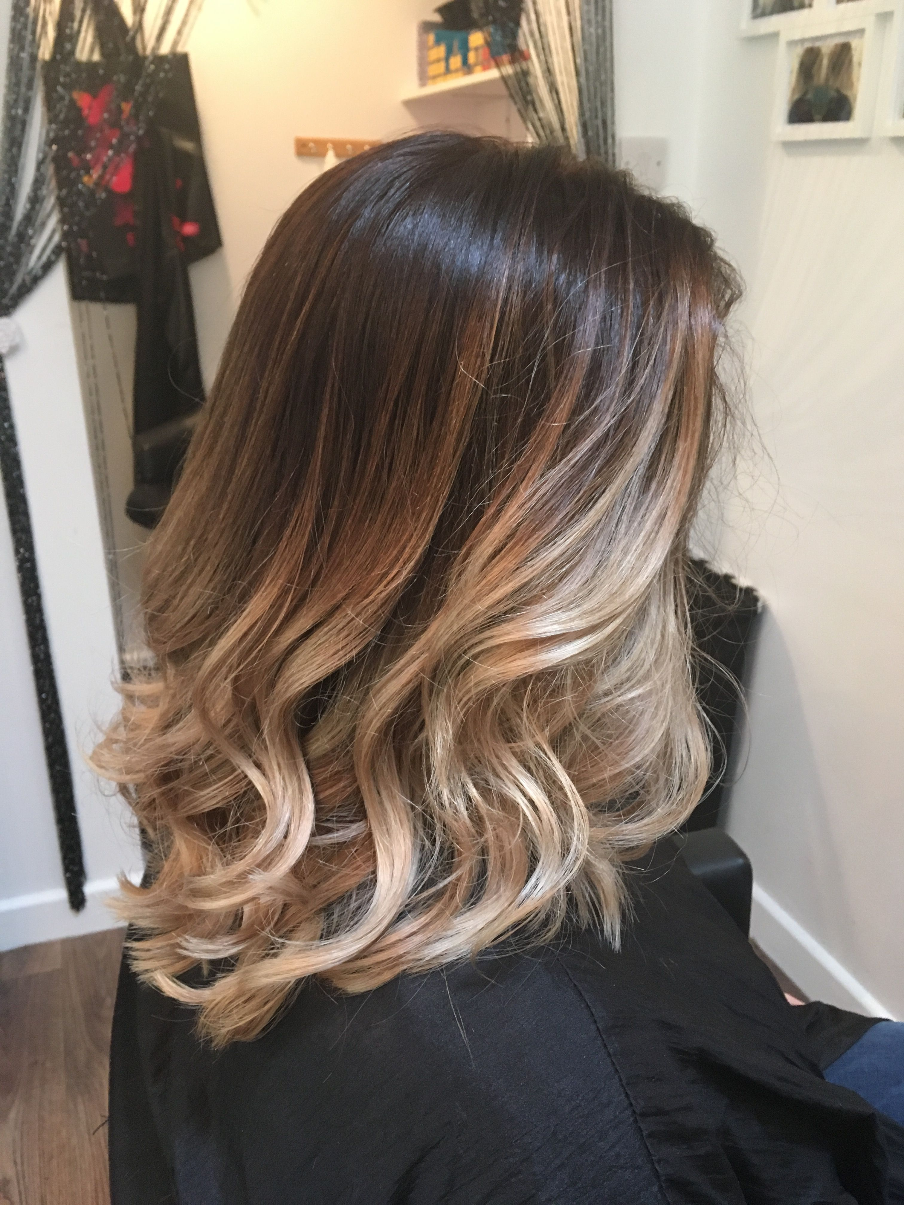 Pin By Alyssa White On Hair And Beauty Care Hair Contouring Tie