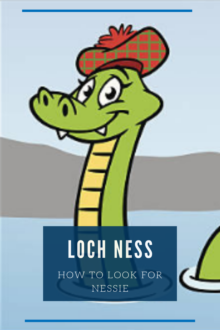 If you're going to Scotland, you can't miss going up to Loch Ness to look for the infamous Loch Ness Monster, Nessie!  The easiest way is to take a Lake Cruise!  Read to find out what to expect on a tour like that in beautiful Scotland!  #Scotland #VisitScotland #LochNessMonster #Nessie #LakeCruise #Waterbaby