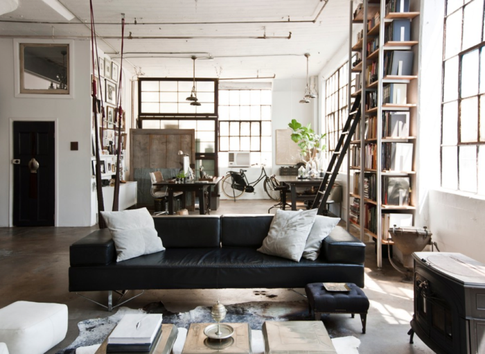 Wohnzimmer Lampe ~ Wohnzimmerlampe industrielle hängelampen beleuchtung designer