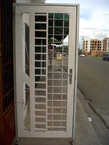 Rejas de seguridad protectores principales ventanas etc puertas ventanas puertas y - Rejas de seguridad para puertas ...