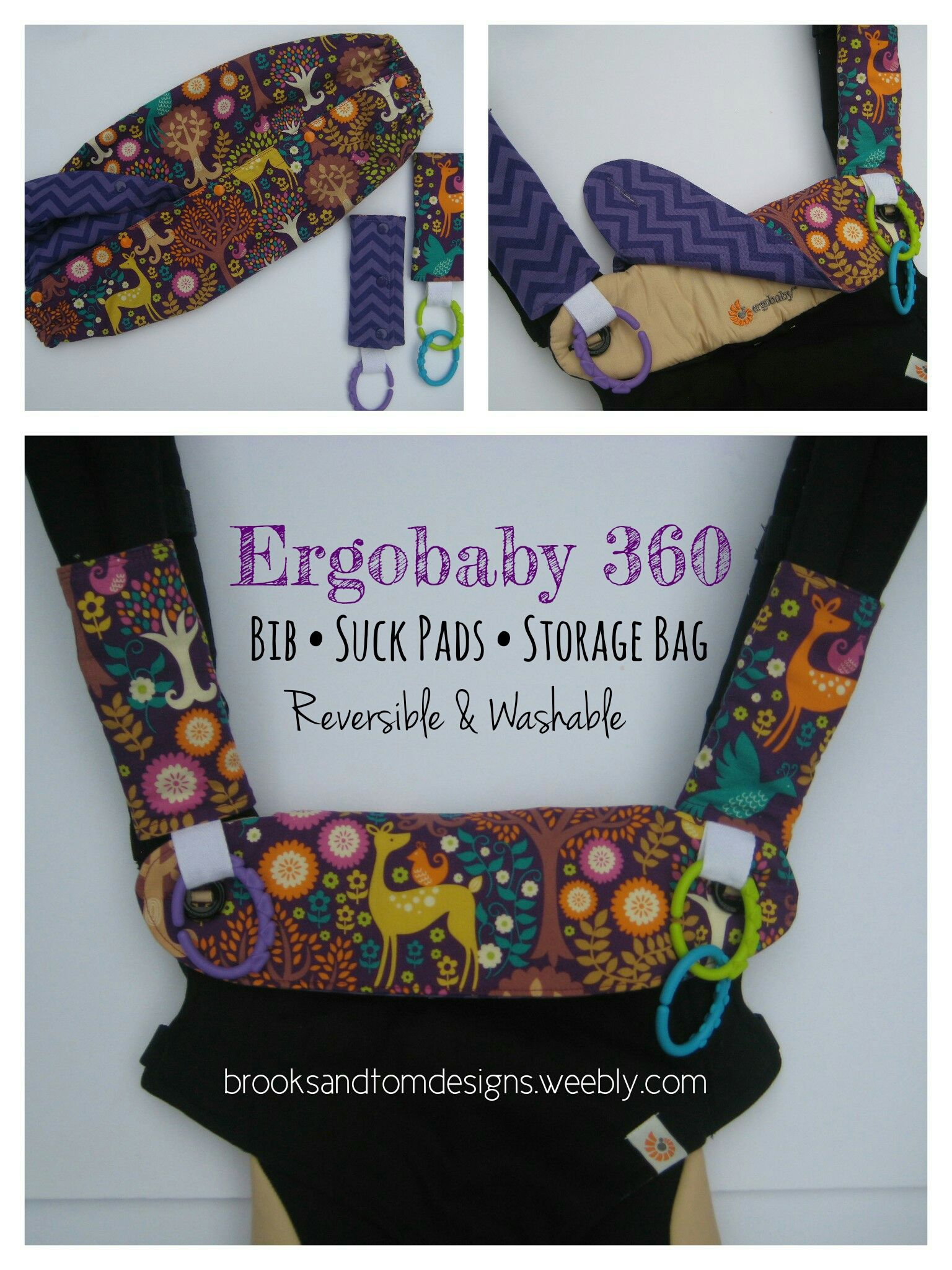 db64d0680ed Baby carrier accessories handmade in Ottawa