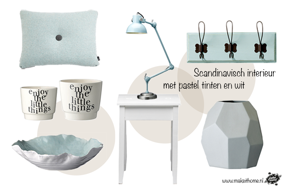 huis inrichten, Scandinavische stijl, Scandinavisch interieur ...