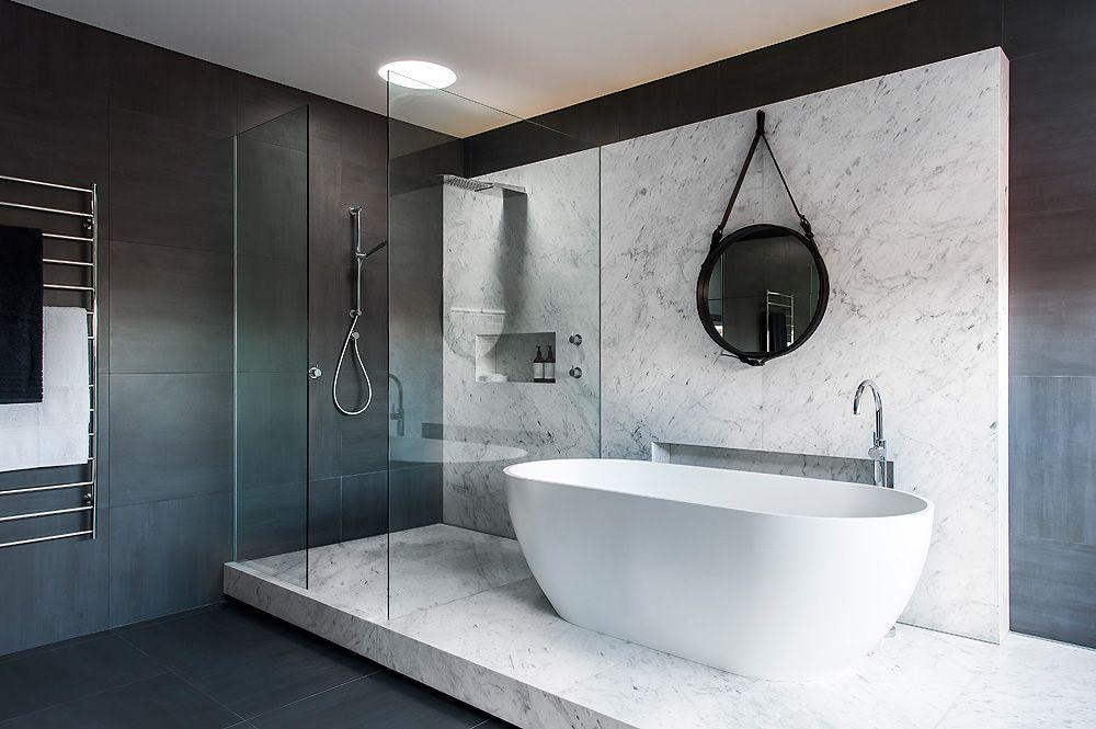 baño-minosa-design-3 Bathroom Pinterest Baño, Baños y La firma - baos de lujo