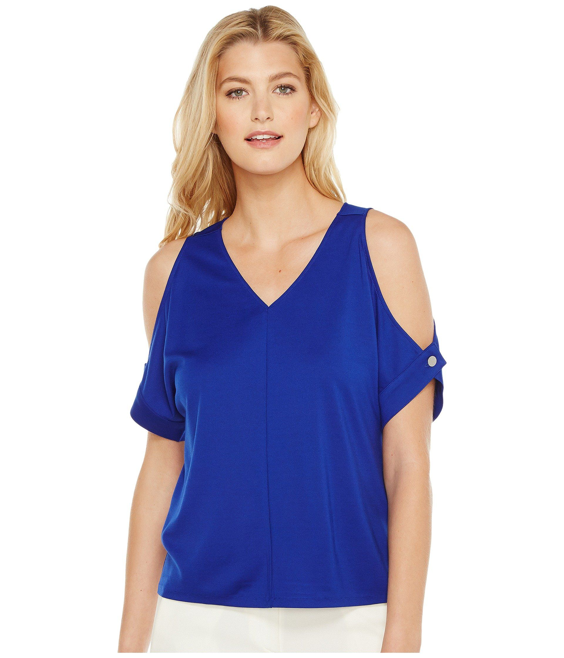Women Shirts and Blouses POTO Women Ladies V-Neck Casual T-Shirt Sequin Short Sleeve Blouse Summer Tunic Tops