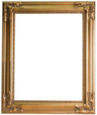 Gold Ornate Corner Open Back Frame - Michaels | For Emily ...