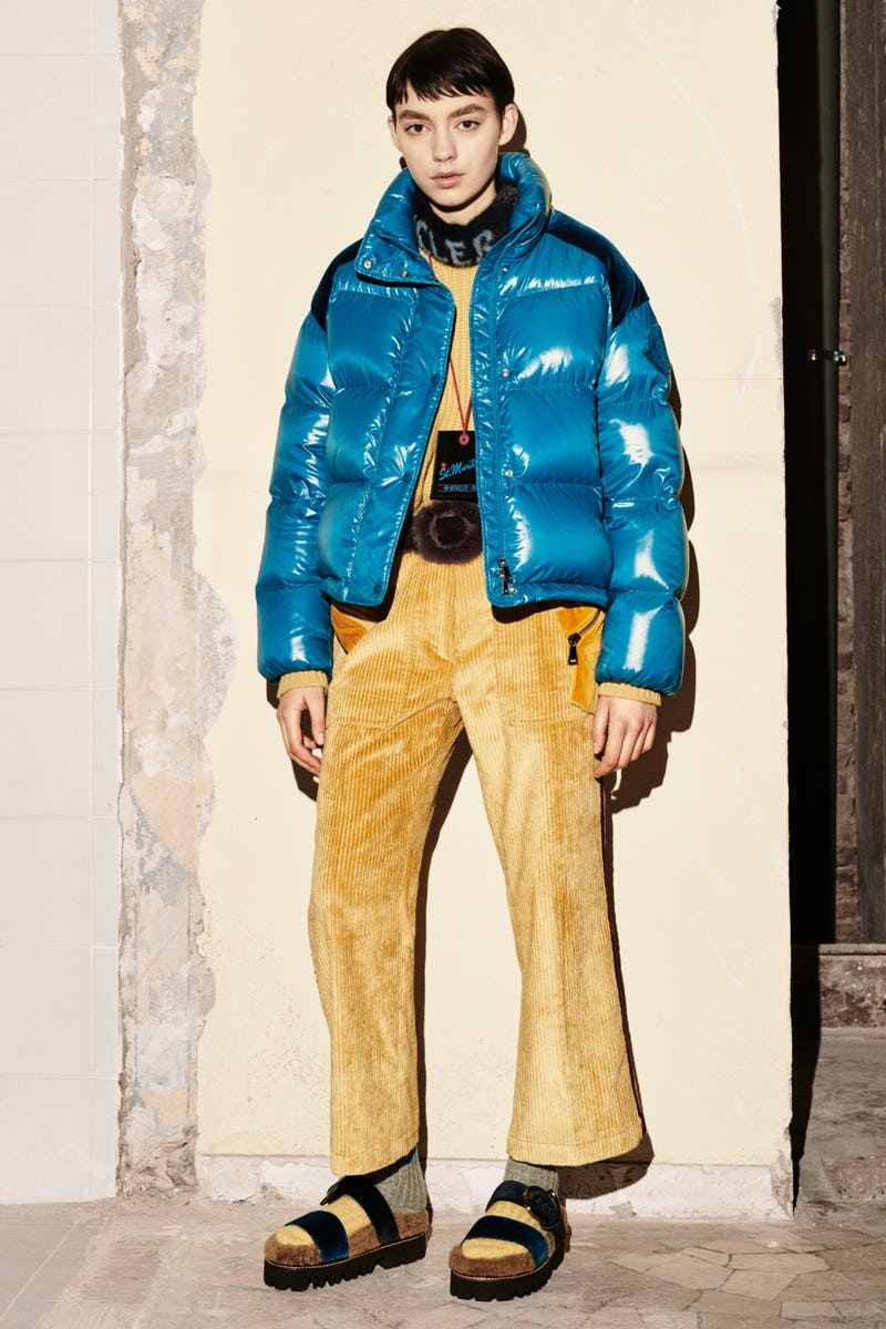 Moncler Genius   Ready-to-Wear - Autumn 2018   Look 30