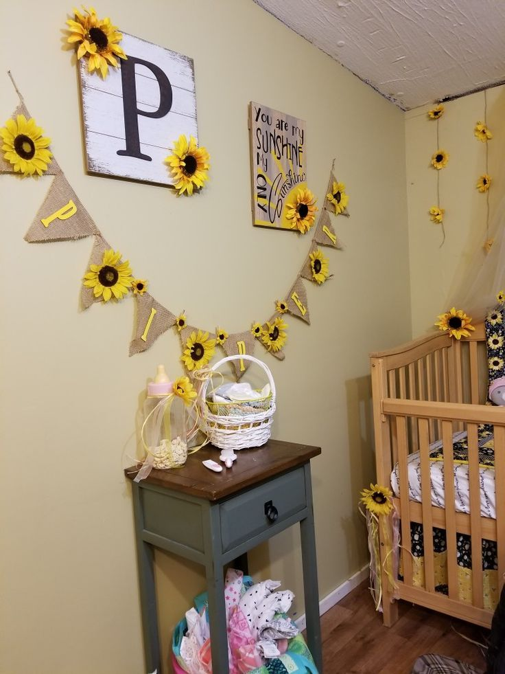 Find a Name for your Baby! #sunflowerbedroomideas