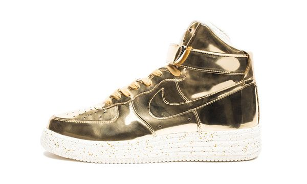 Nike Lunar Force 1 High SP 'Liquid Metal' Pack