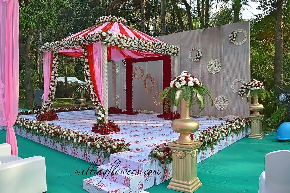 Hotel Taj West End Bengaluru Recently Decorated For A Wedding Weddinghotels Weddingresorts Weddingvenues T Fun Wedding Decor Wedding Venues Wedding Hall