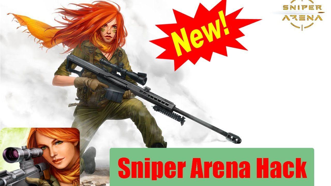 sniper arena mod apk 1.0.3