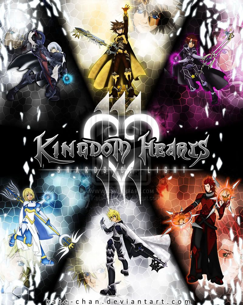 Kingdom Hearts IV Reconnect Kingdom hearts, Kingdom
