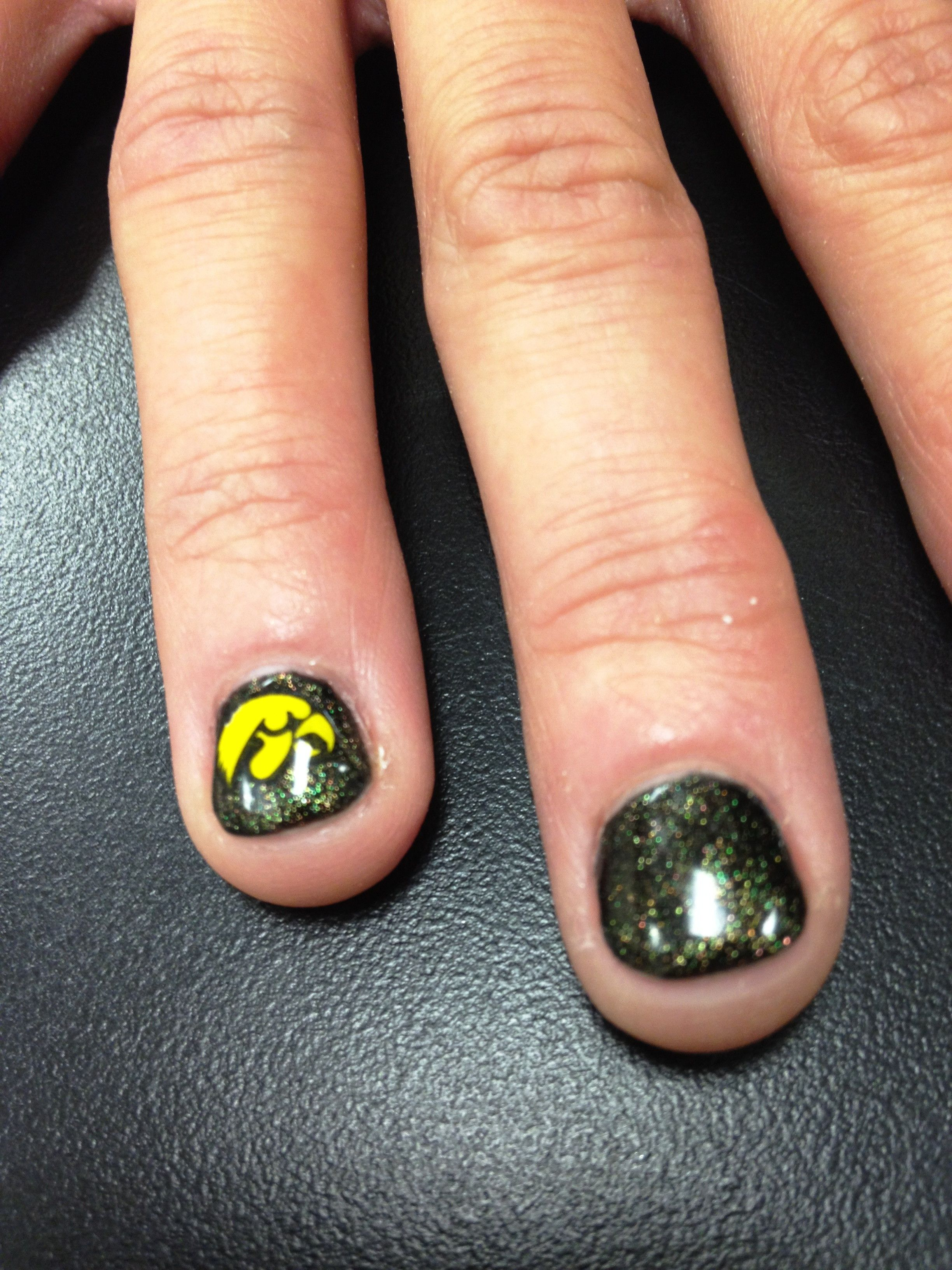 HAWKEYE NAILS available at City Looks Salon and Spa Cedar Rapids ...