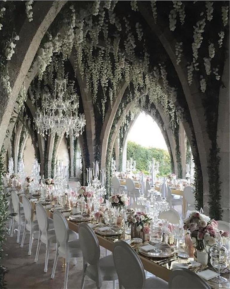 Destination Wedding Event In Italy Capri Sicily Designer Of Erica Pelosini And Louis