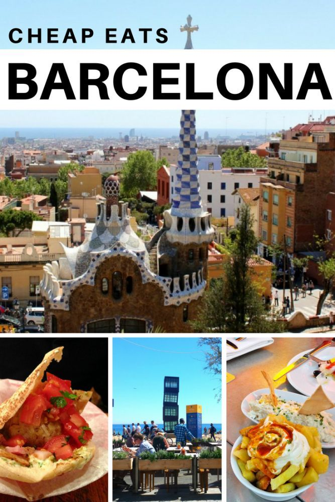 Looking For Places To Eat In Barcelona These 10 Budget Friendly Restaurants Are On Flavor At Low Prices Tapas Quick Luncheore