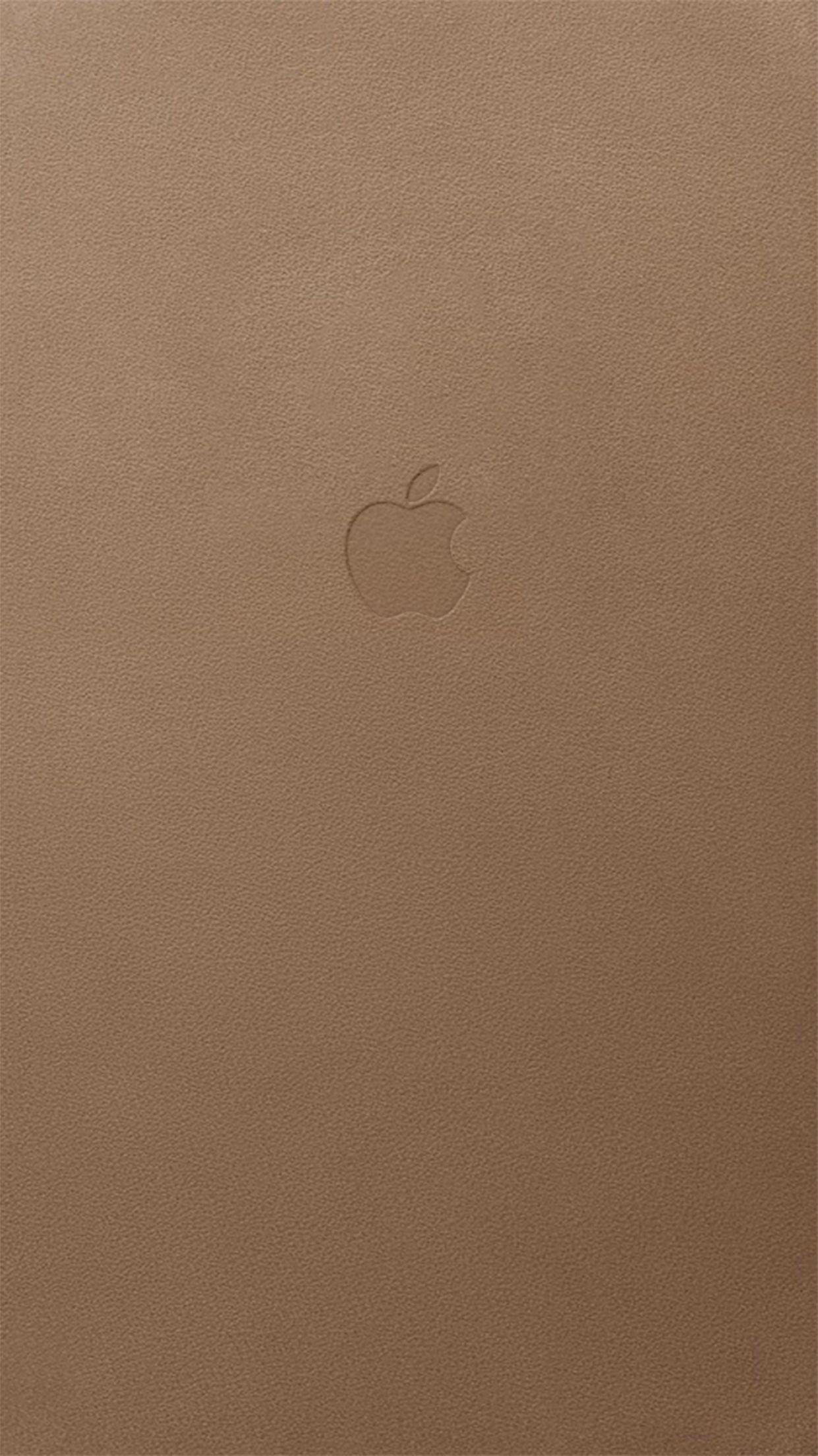 6s Plus Wallpaper Brown Iphone Wallpaper Apple Logo Wallpaper Iphone Apple Wallpaper Iphone