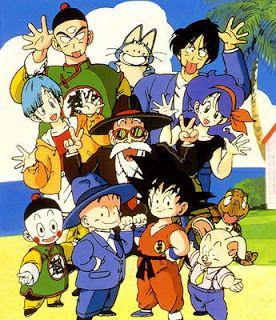 La Bodeguita Dibujos Animados Y Series De Los Anos 80 Y 90 Dragon Ball Personajes De Dragon Ball Dragon Ball Gt