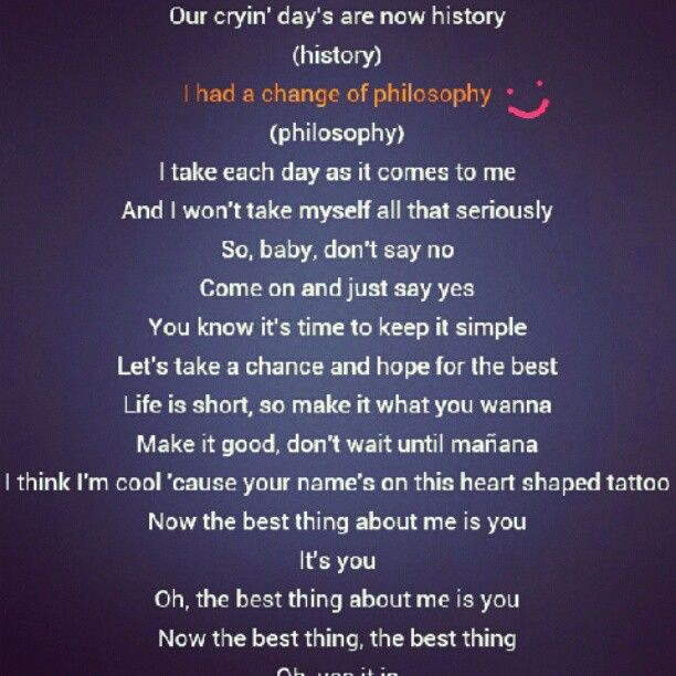 Livinglyrics The Best Thing About Me Is You By Ricky Martin