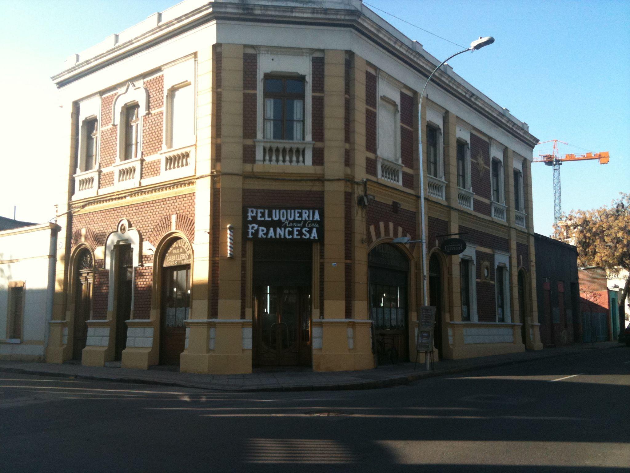 Peluquería Francesa #BarrioYungay