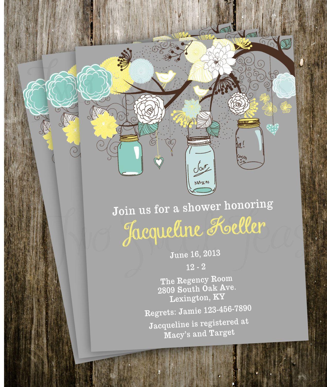 country chic wedding invitations - Gidiye.redformapolitica.co