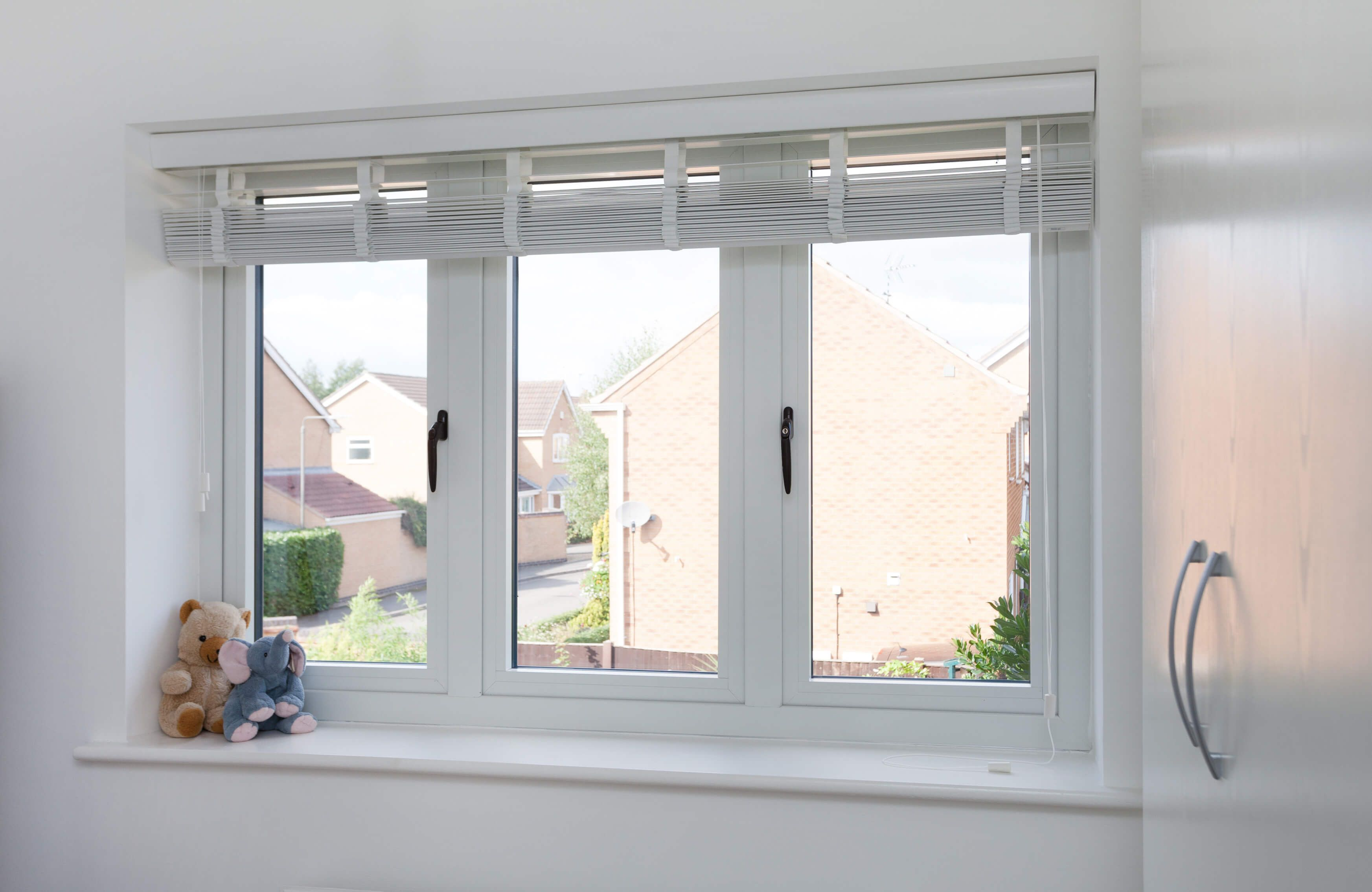 Our Aluminium Windows Are Strong And Secure They Come With Multi