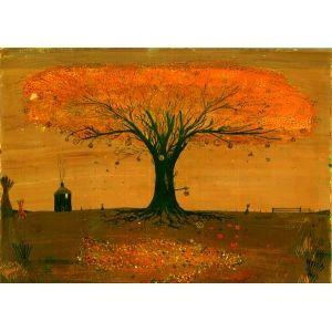 Halloween Tree by Ray Brad Bury