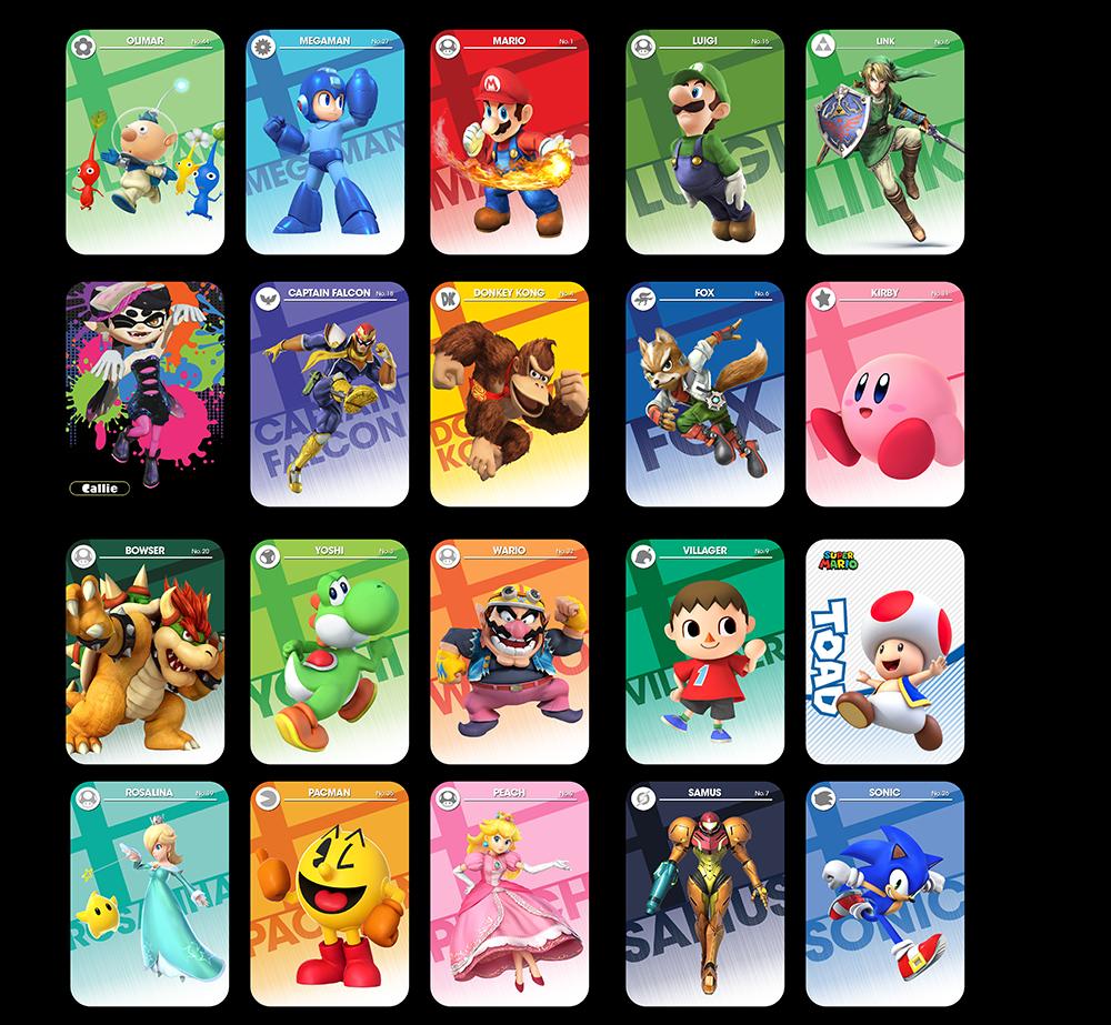 Mario Kart 8 Deluxe Amiibo Cards Singles Or Full Set Of 20 Cards Amiibo Mario Kart Mario Kart 8